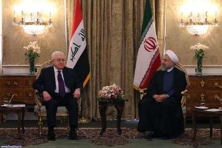روحانی: مسیرها را برای توسعه روابط هموار کنیم/ معصوم: مصمم هستیم