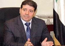 نخستوزیر سوریه بر ایجاد روابط گستردهتر با ایران تاکید کرد
